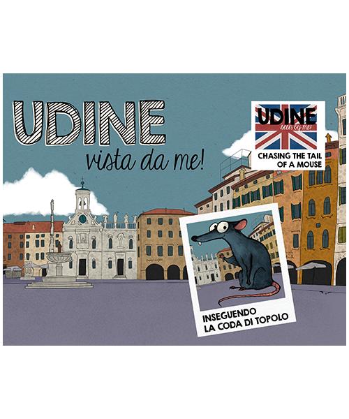 Udine vista da me!